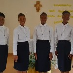 Noviças Angola 1