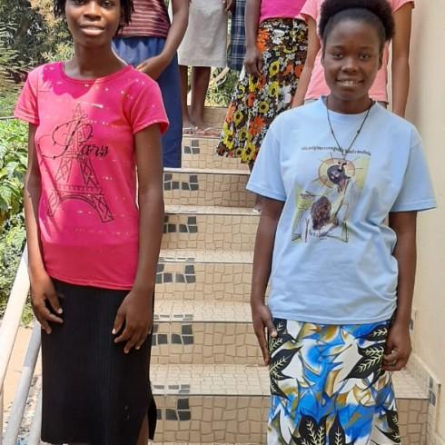 Noviças Angola